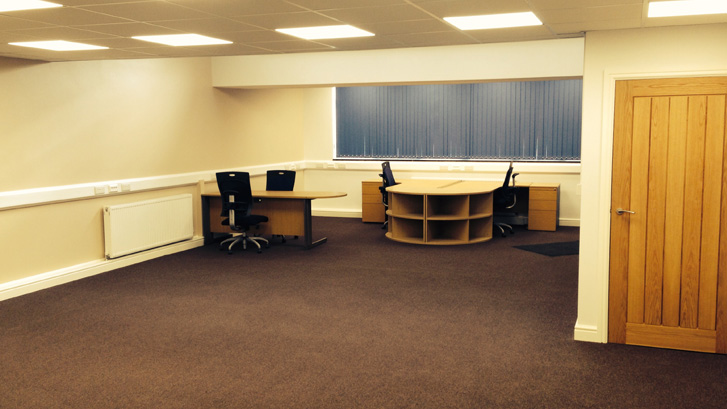 New office refurbishment