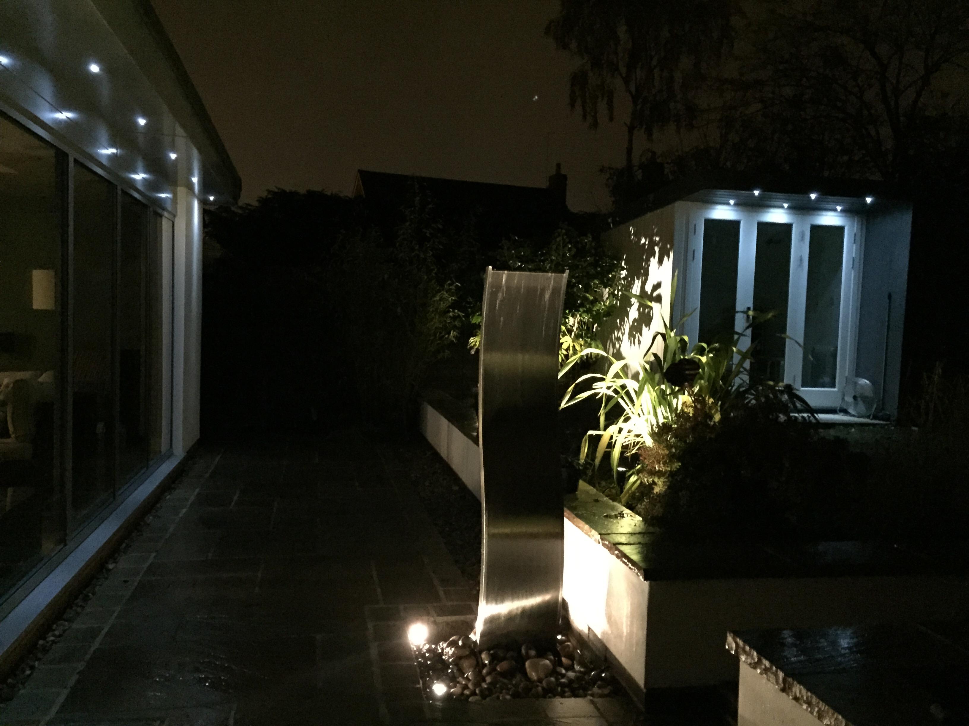 Garden Feature Lighting