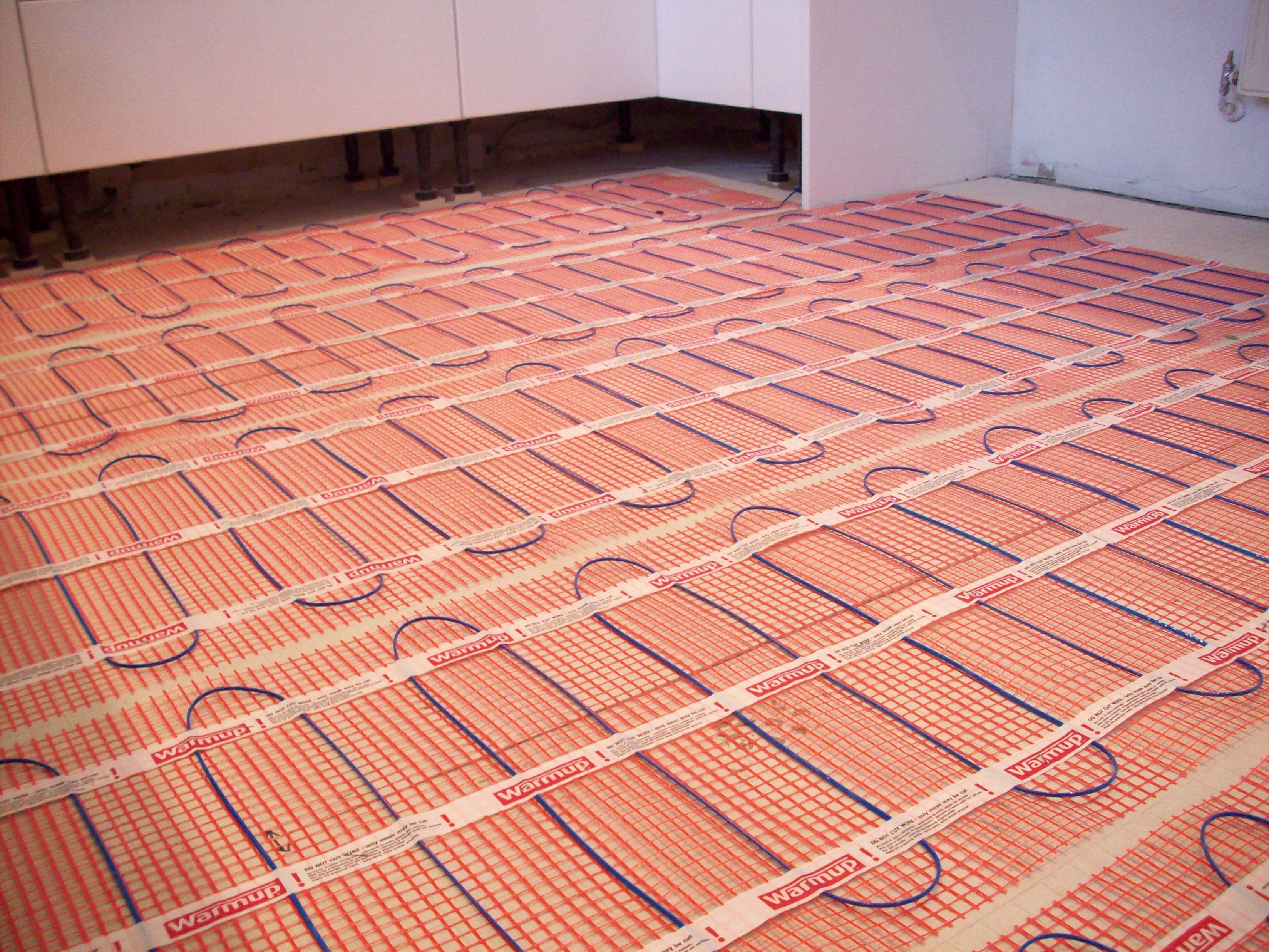Electric Underfloor Heating 5 10 15 Lindrick Electrical