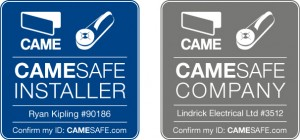 CAMESAFE Logos